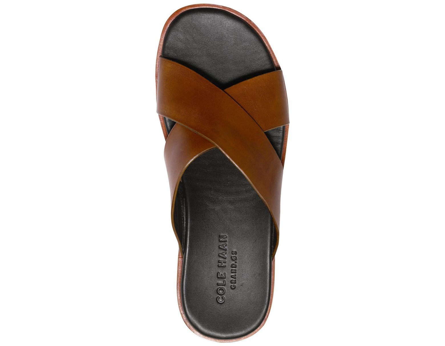 Criss Men's Sandals Goldwyn Brown Cross yf7g6Ybv