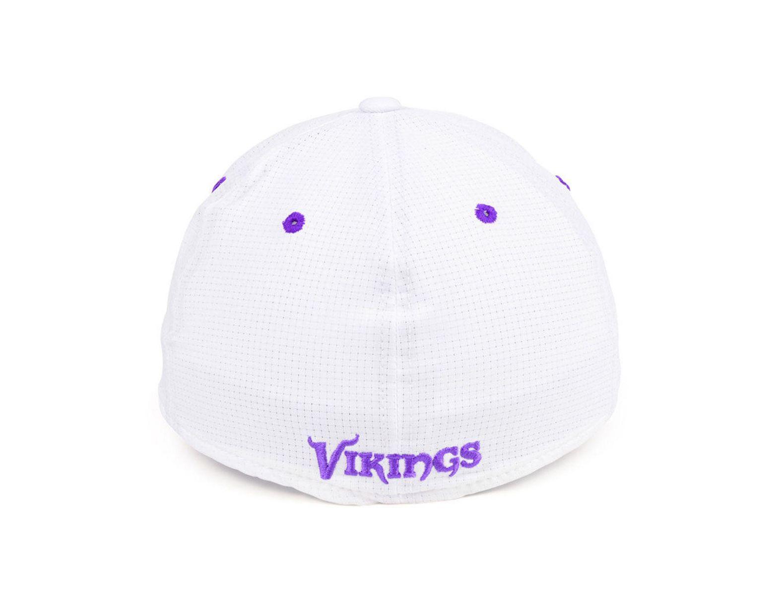 9a1959499 47 Brand Minnesota Vikings Tantrum Contender Flex Cap in White for Men -  Lyst