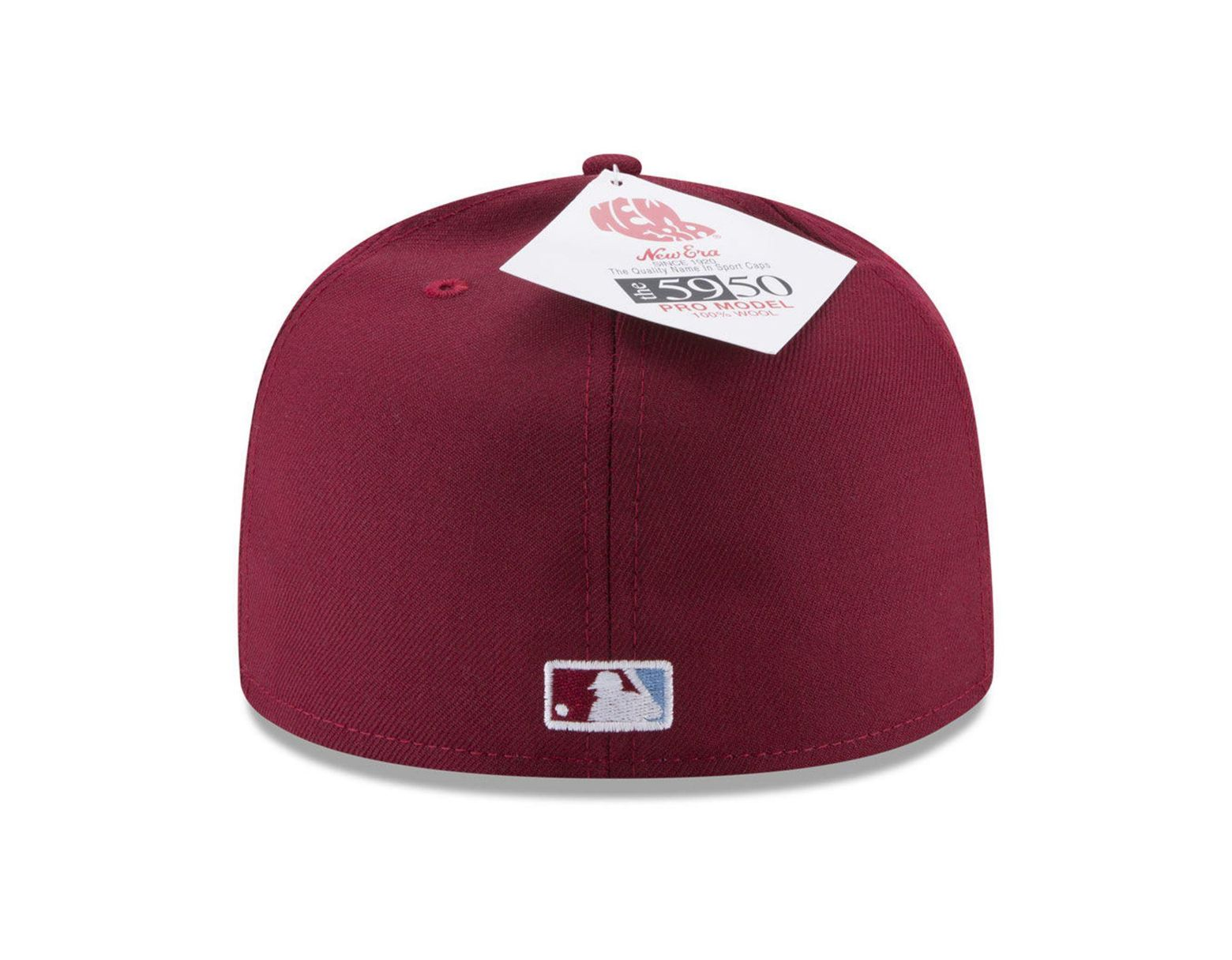 9c7adf6e KTZ Philadelphia Phillies Retro Classic 59fifty Fitted Cap in Red for Men -  Lyst