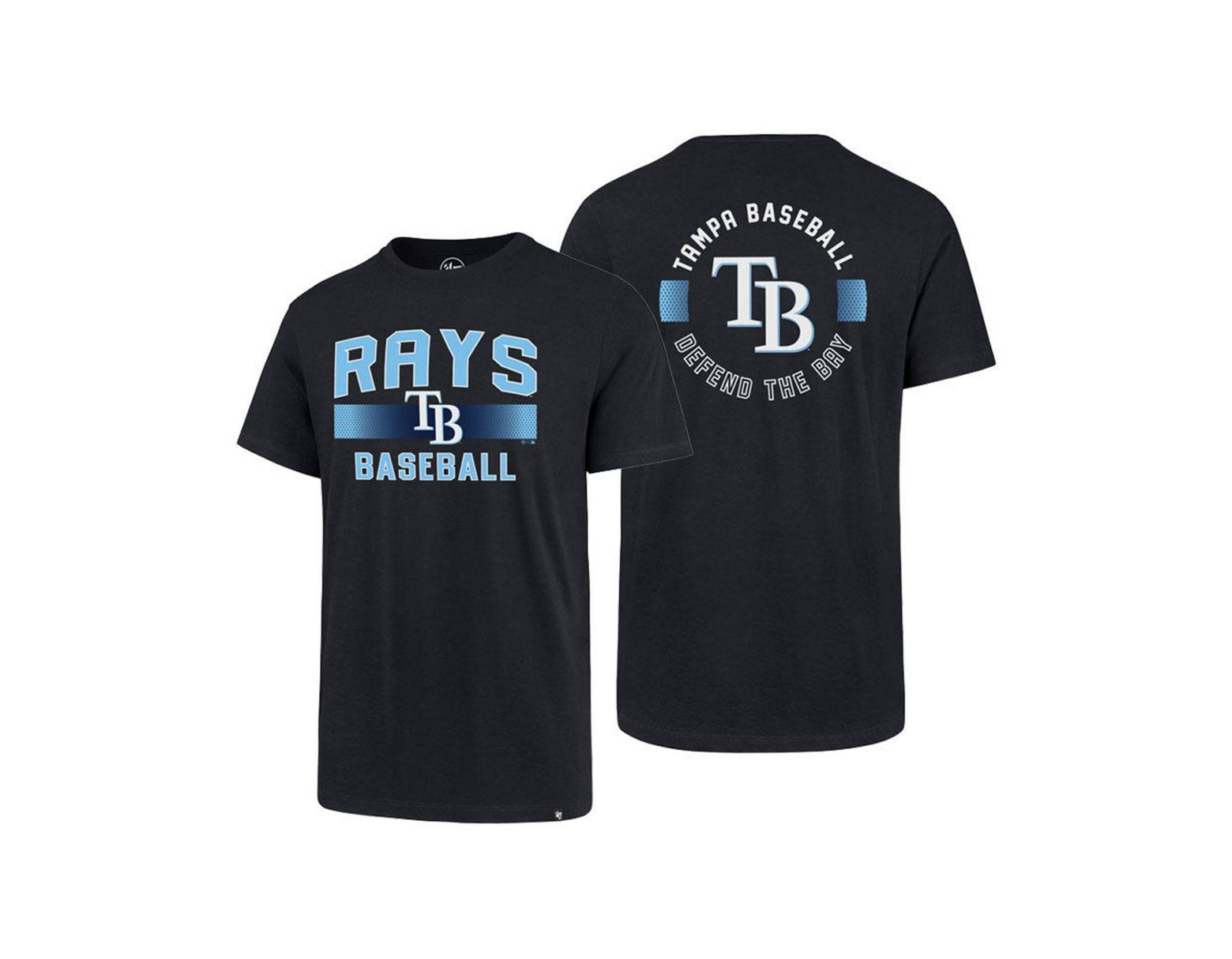 427c8f30 Men's Blue Tampa Bay Rays Rival Slugger T-shirt