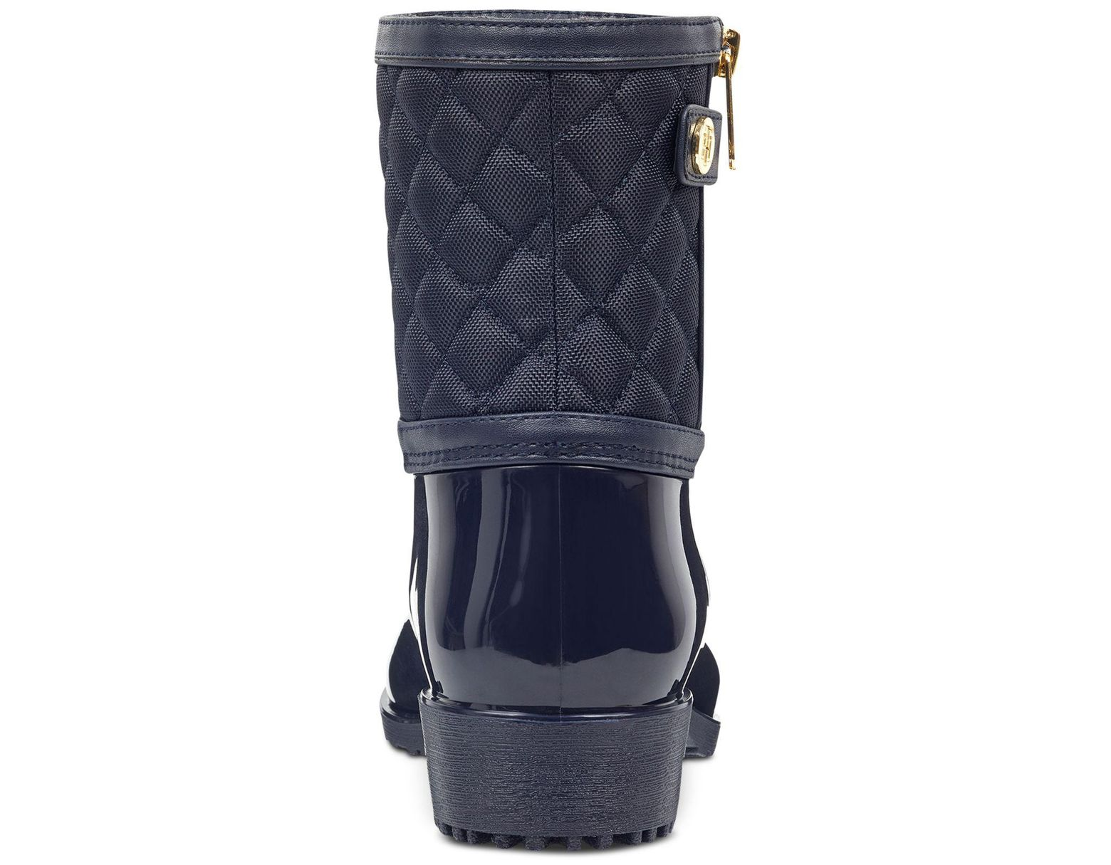 c82873366 Lyst - Tommy Hilfiger Francie Rain Boots