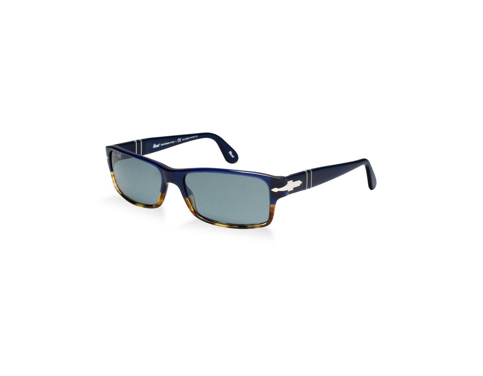 407141b92d4b Persol Polarized Sunglasses , Po2747s (57) in Blue for Men - Lyst