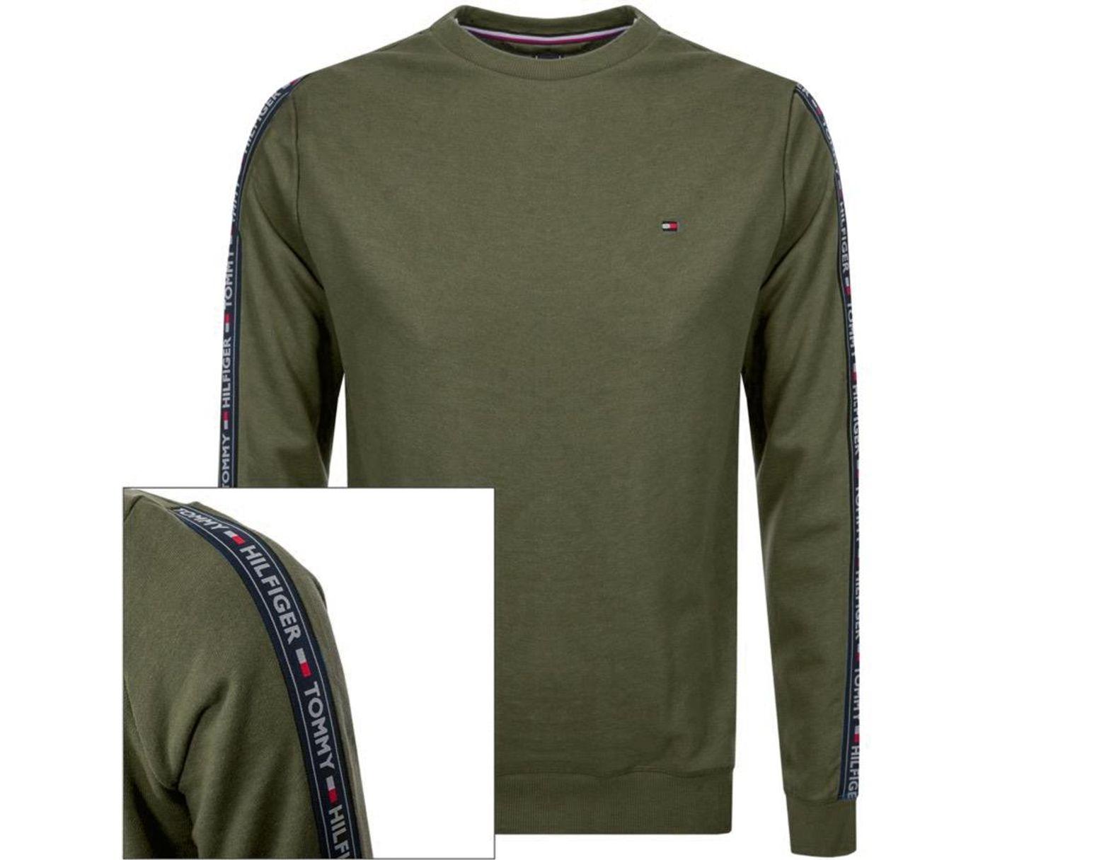 Adidas Originals Black And White Tnt Tape Sweatshirt | Lixnet AG
