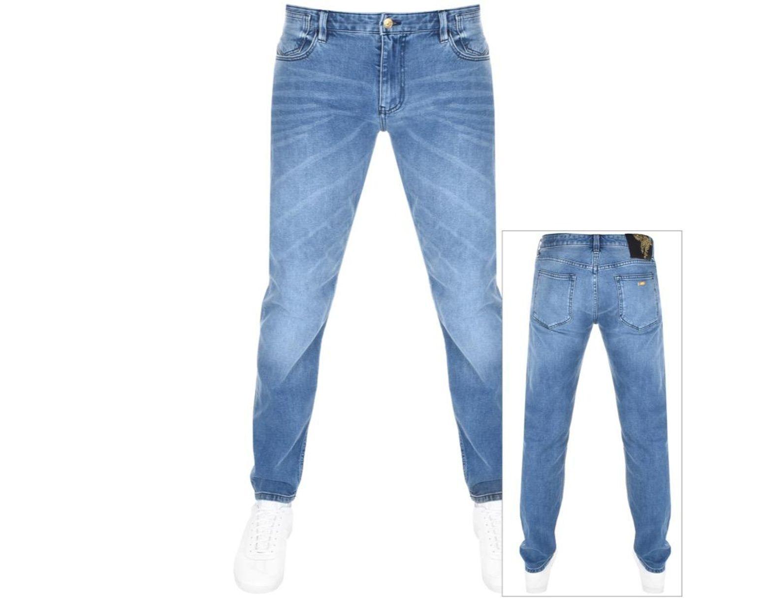 4c000ea4 Men's J75 Slim Fit Jeans Blue
