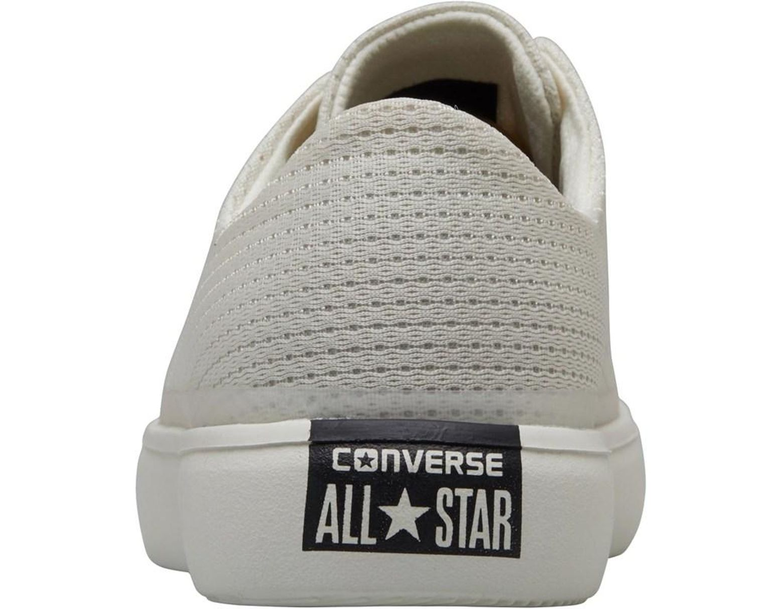 ec3dbbdeff122 Women's Chuck Taylor All Star Modern Ox Trainers Ivory