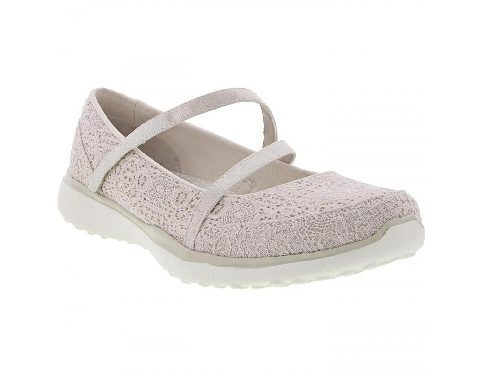 Shoes Jane Microburst Pure Memory In Foam Pumps Mary Skechers R54AjL