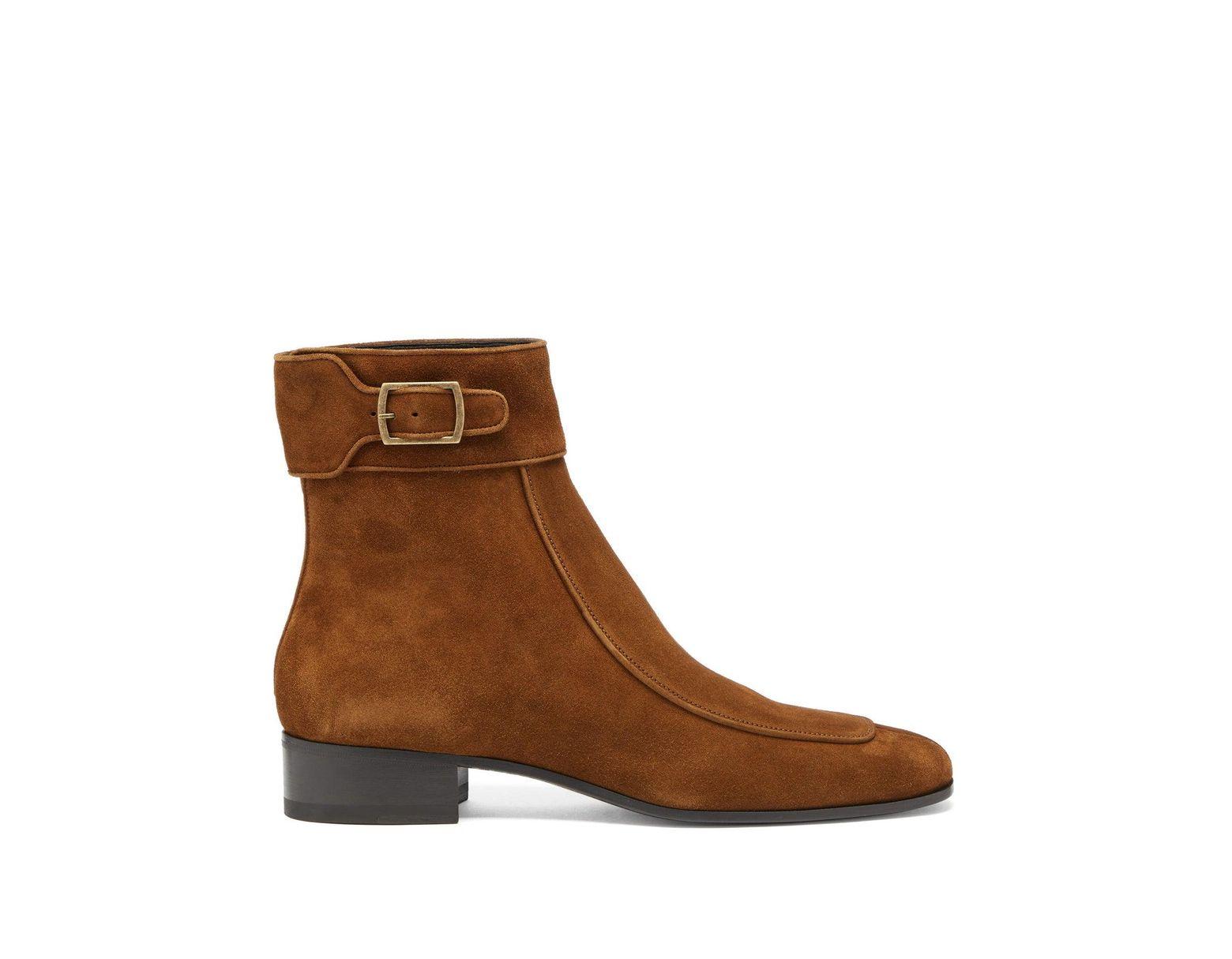 de38790f803 Men's Brown Miles 30 Suede Boots