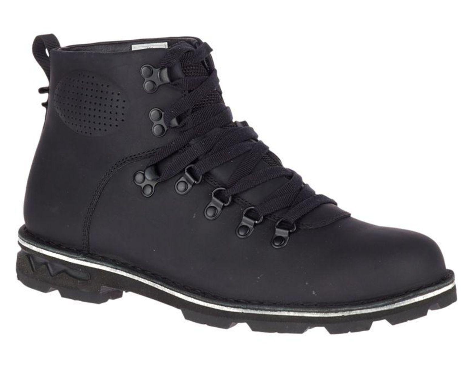 fb212ba3731 Men's Black Sugarbush Braden Mid Leather Waterproof