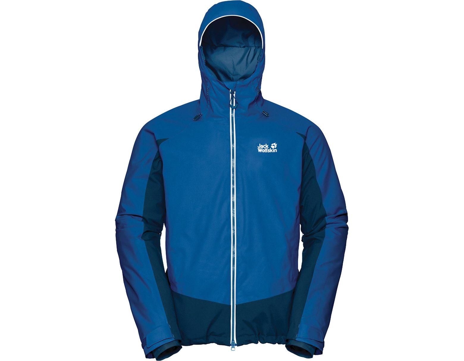 Base Exolight Lyst For Jack In Blue Jacket Wolfskin Men HWE9DI2