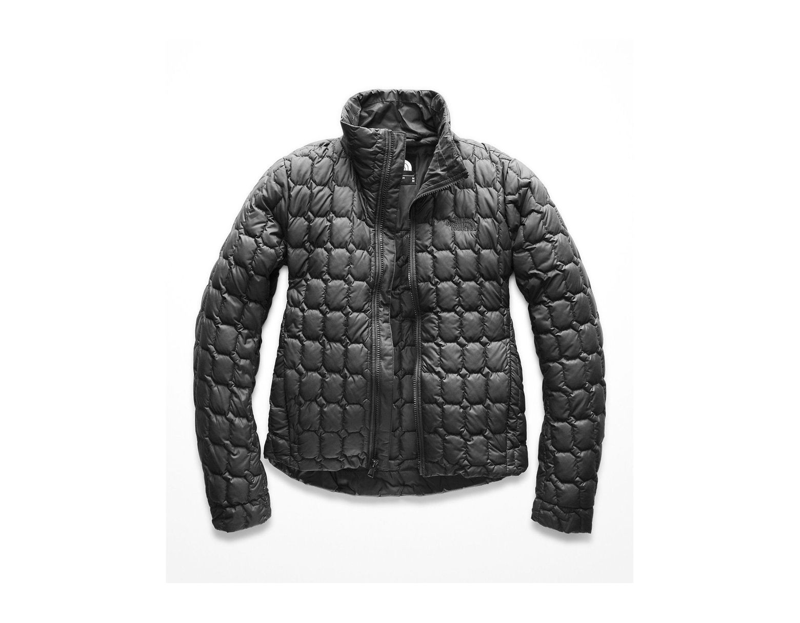 33f869b47 Women's Gray Thermoball Crop Jacket