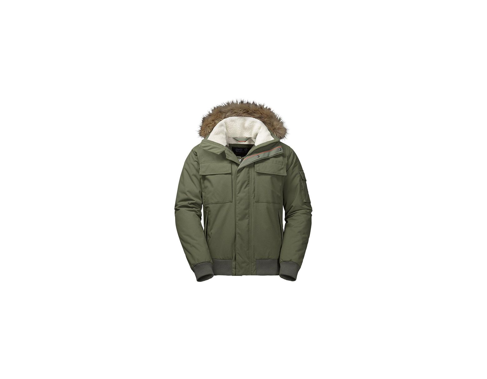 070e3267e Men's Green Brockton Point Jacket