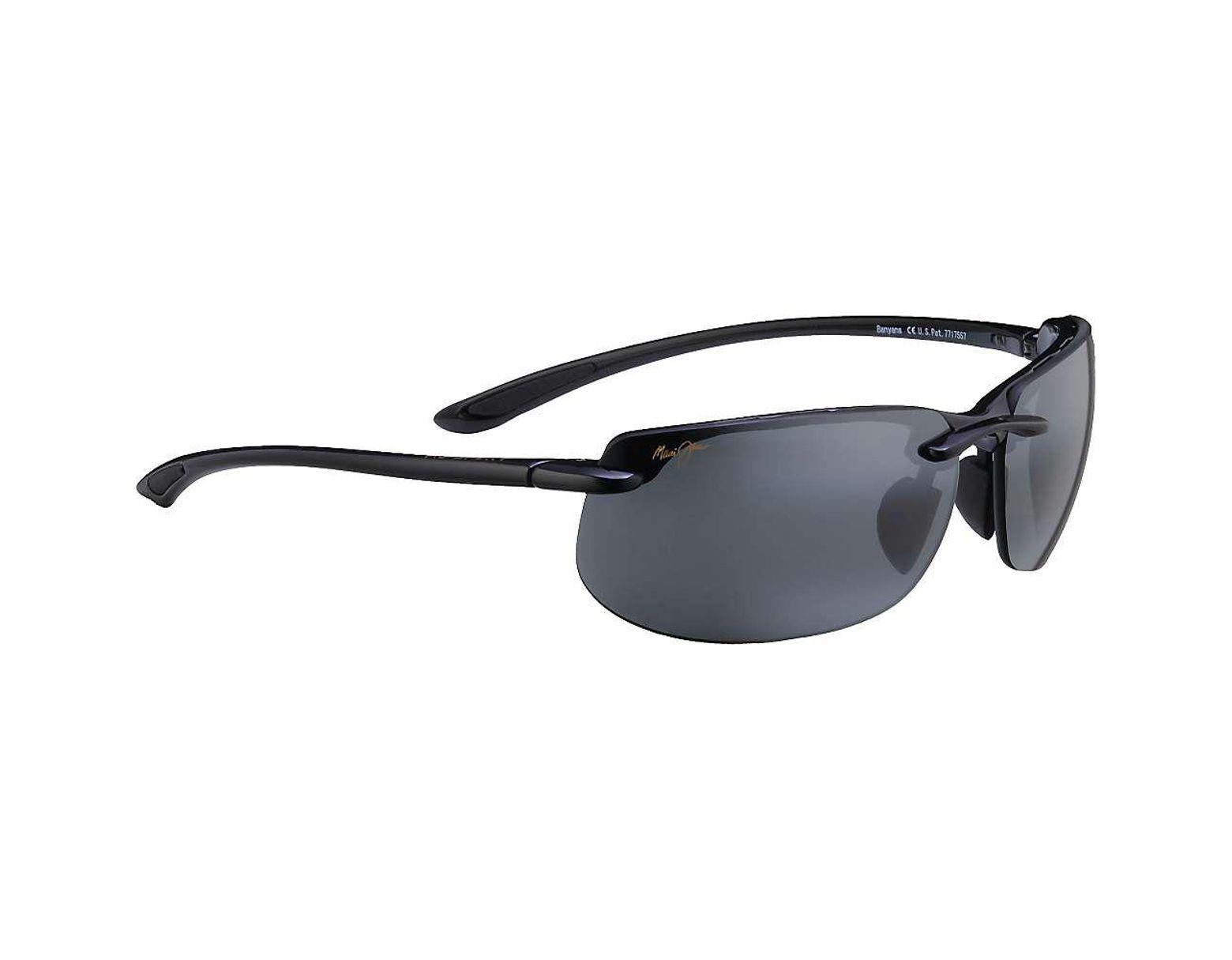 430076d654dd Maui Jim Banyans Polarized Sunglasses for Men - Lyst