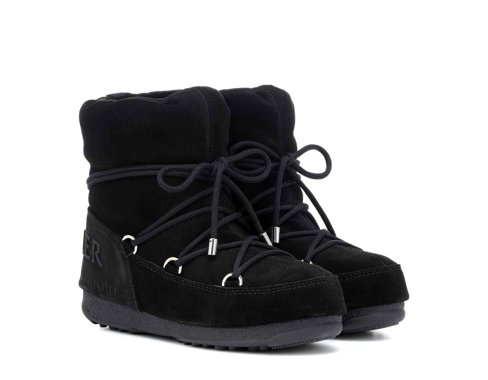 f73243120 Women's Black X Moon Boot® Hamal Ankle Boots
