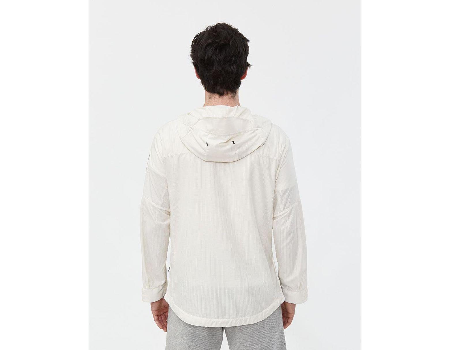 58dc03b70 Men's White Windjammer Dot Air Pullover
