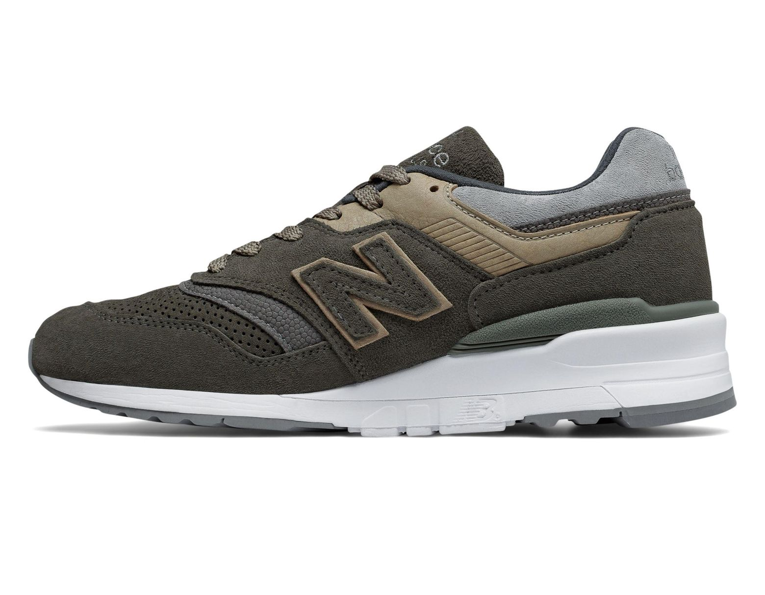 bfc154d65f0 New Balance New Balance 997 Winter Peaks Shoes in Gray for Men - Lyst
