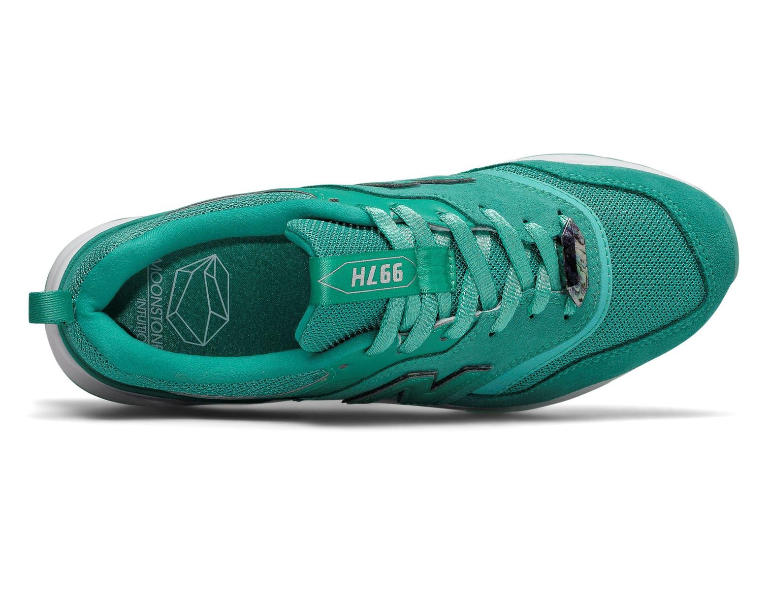 dc9a5b4bc70d3 New Balance 997h Mystic Crystal in Green - Lyst