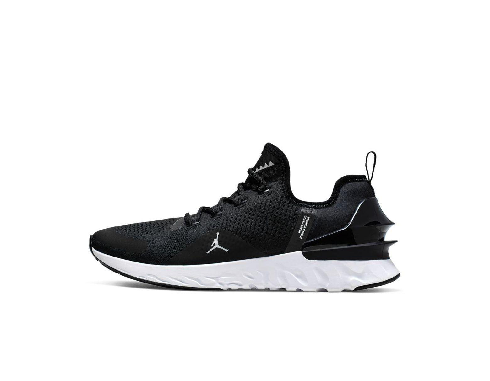 6fc001a97f Men's Black Jordan React Havoc Training Shoe