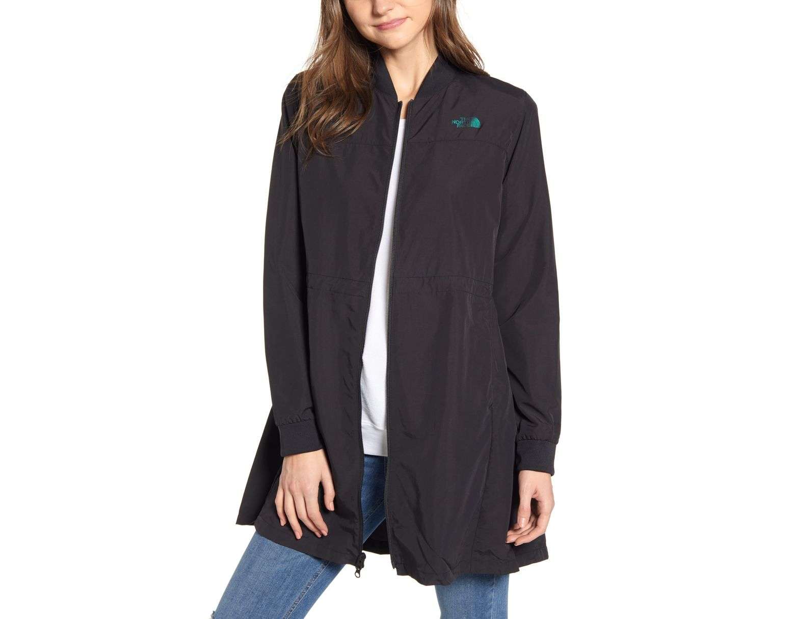 c27932fa7 Women's Flybae Water Resistant Bomber Jacket