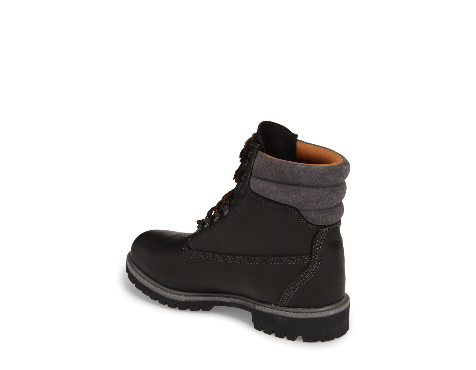 ec3ca15d008 Men's Black 640 Below Plain Toe Waterproof Boot