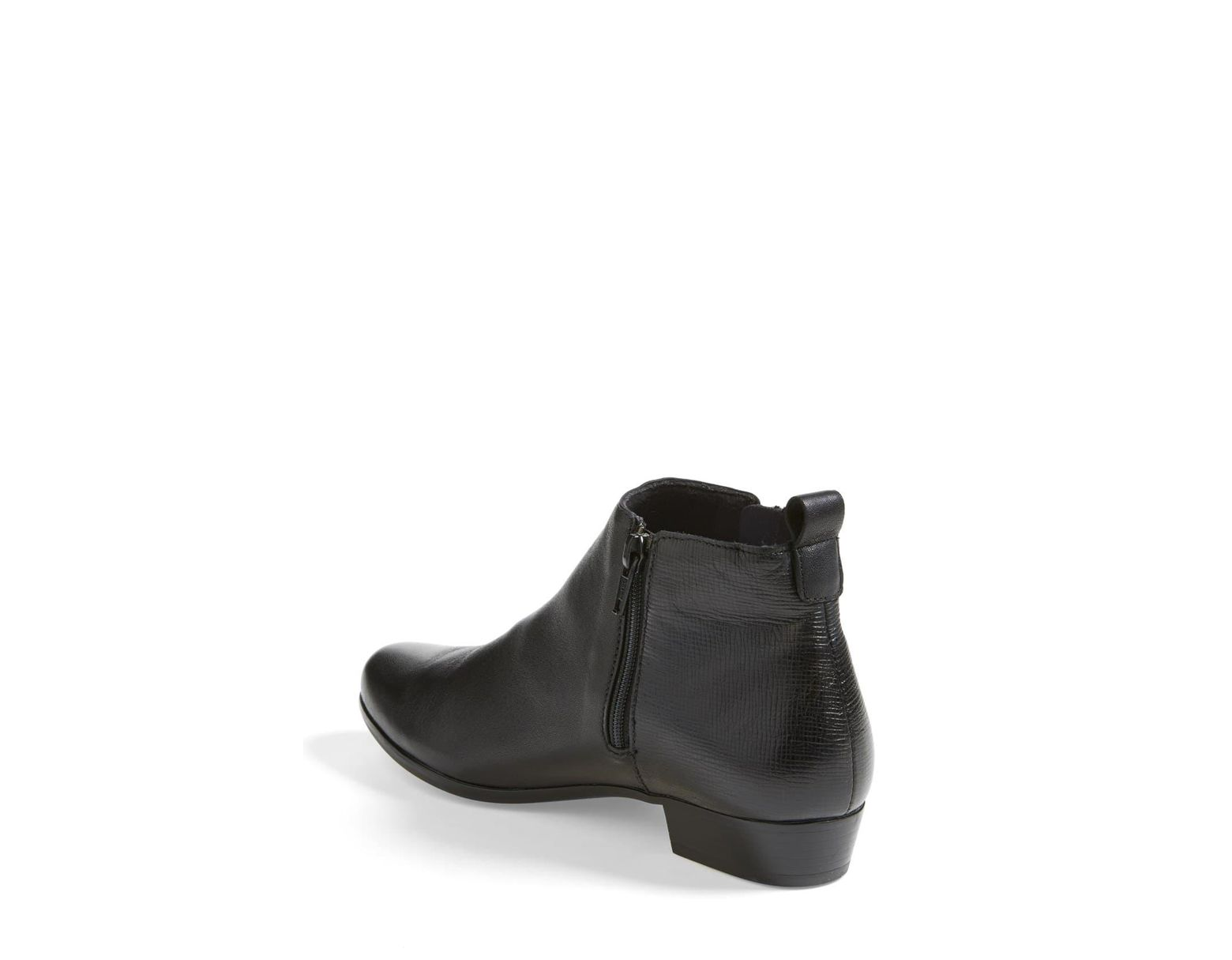 7fa2afeb4 Munro Lexi Boot in Black - Save 63% - Lyst