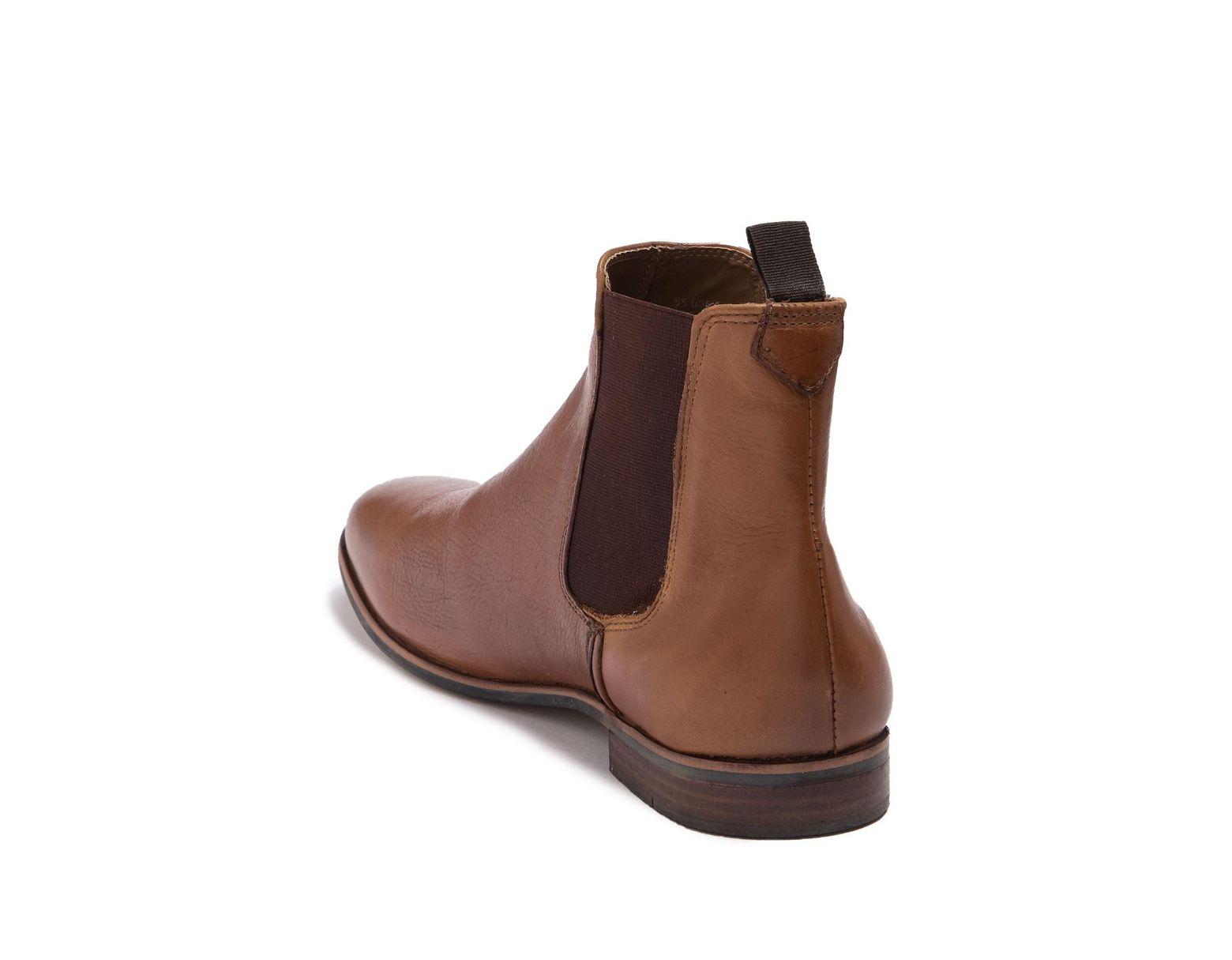 60b7ff04050 Men's Brown Track Chelsea Boot