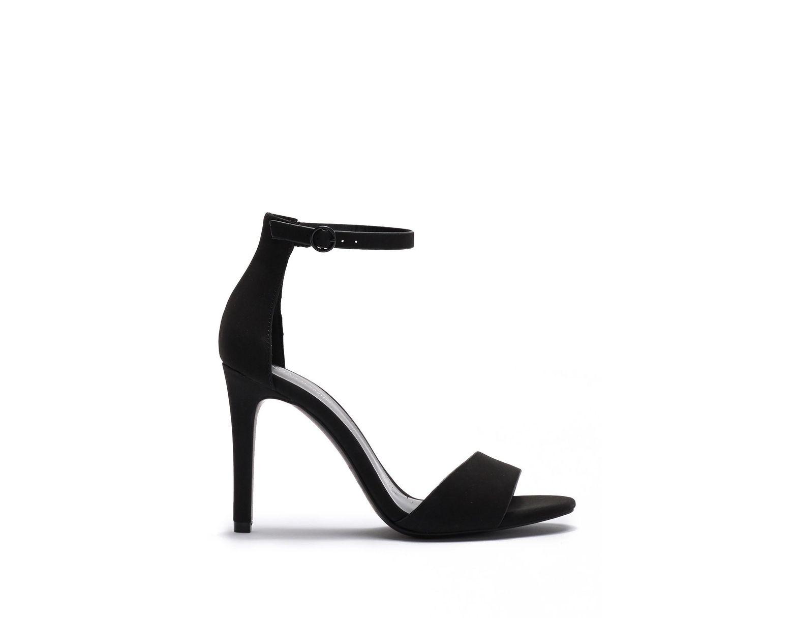 42aaf354c3 Call It Spring Dellmar Ankle Strap Sandal in Black - Lyst