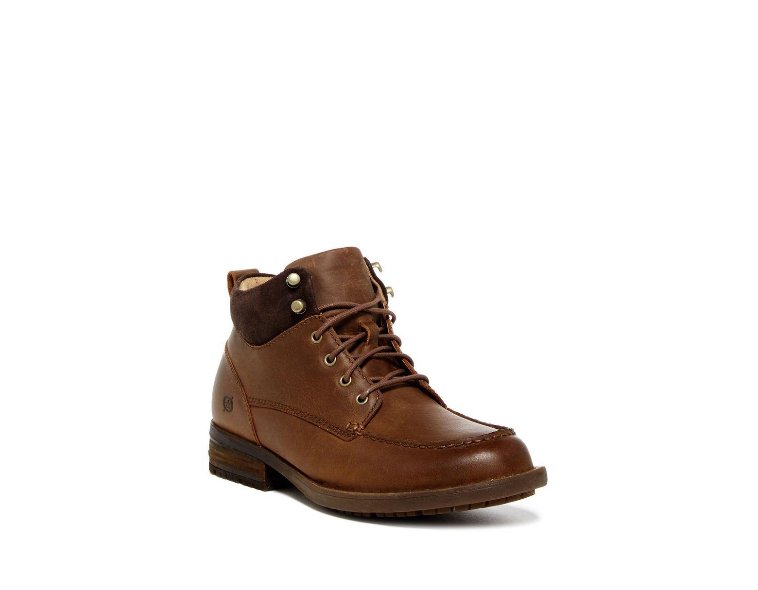 ddfe4247dd4 Men's Brown Hunter Moc Lace-up Boot