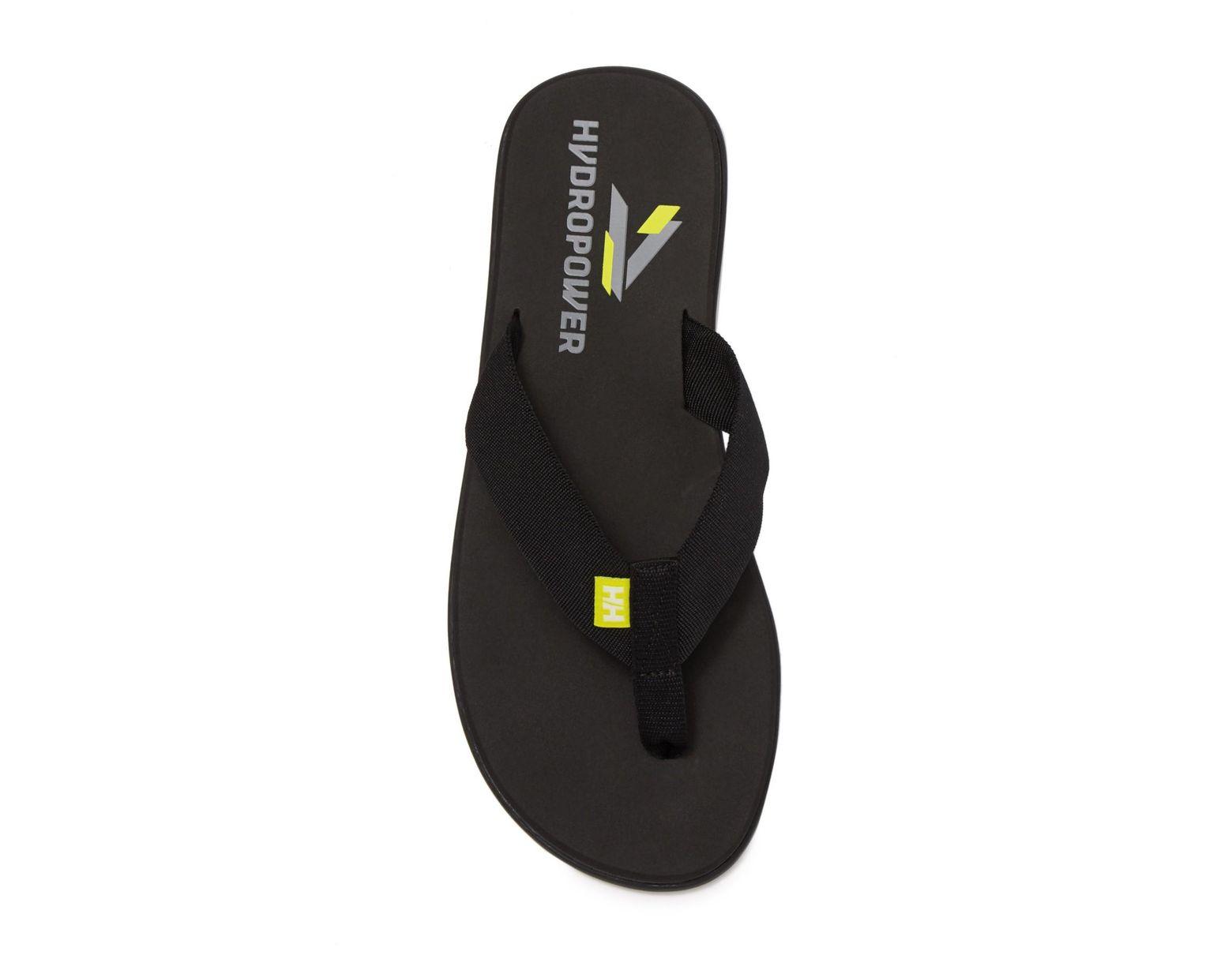 beste website best aardig gedetailleerde look Men's Black Seasand Sandal