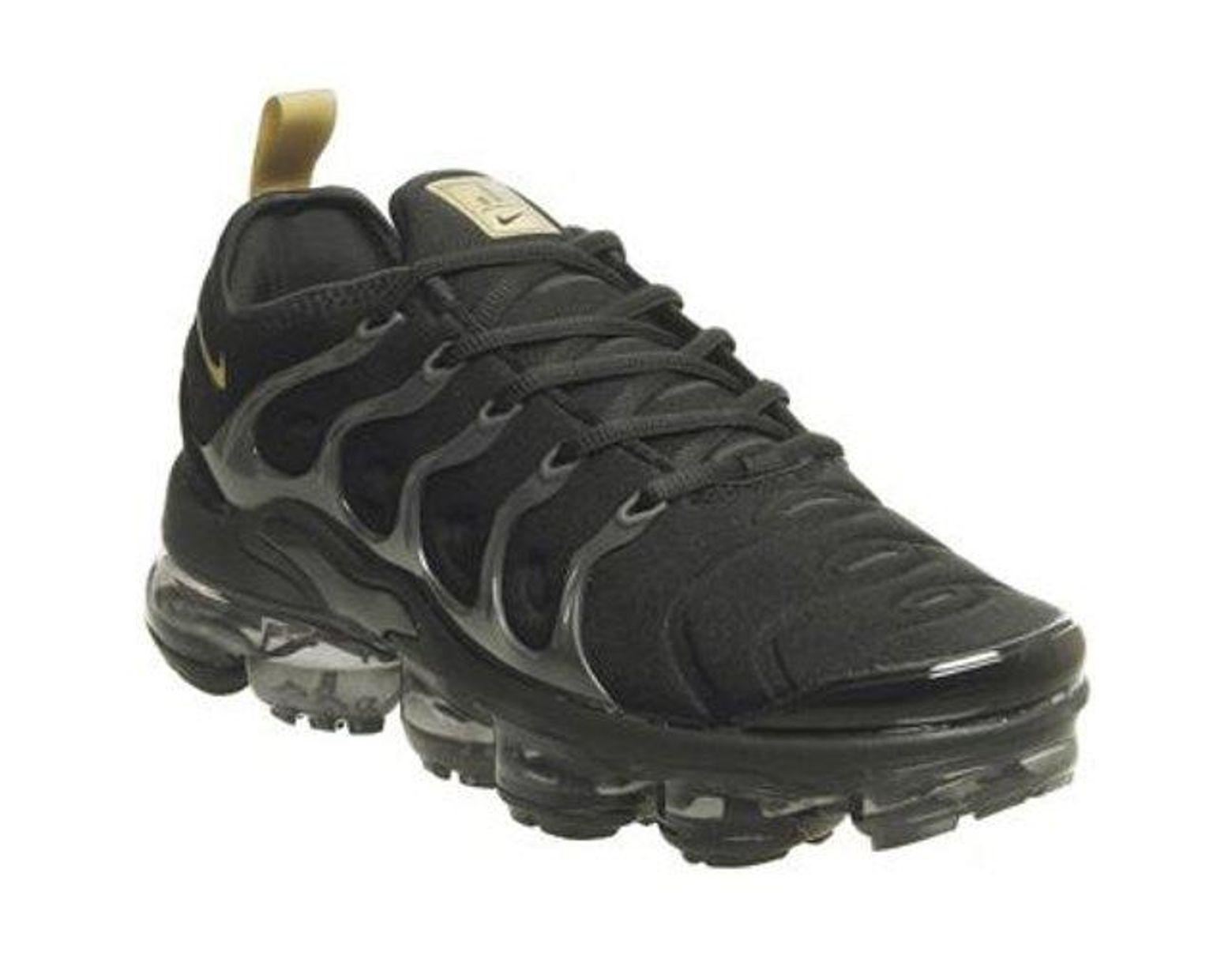 cd992c2f37541 Nike Neoprene Vapormax Air Vapormax Plus in Black for Men - Lyst