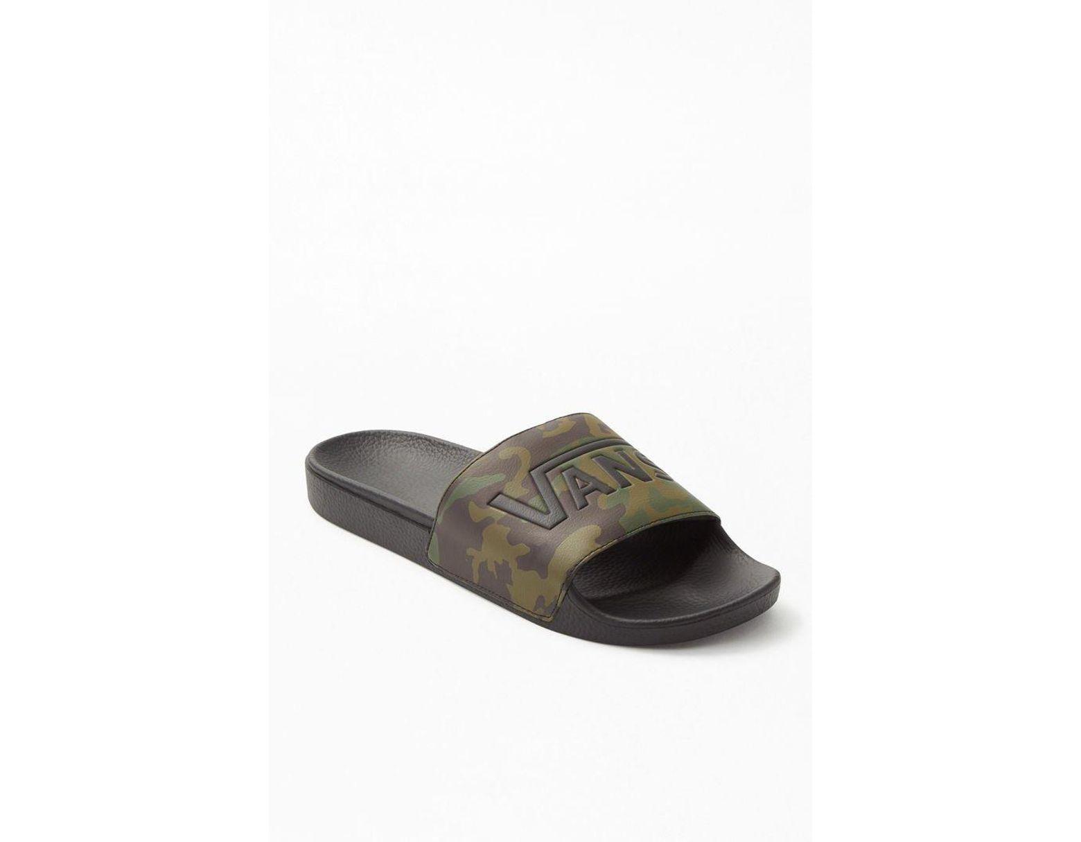 Sandals On On Men's Men's Sandals Slide Camo Slide Camo ULGjpqSzMV