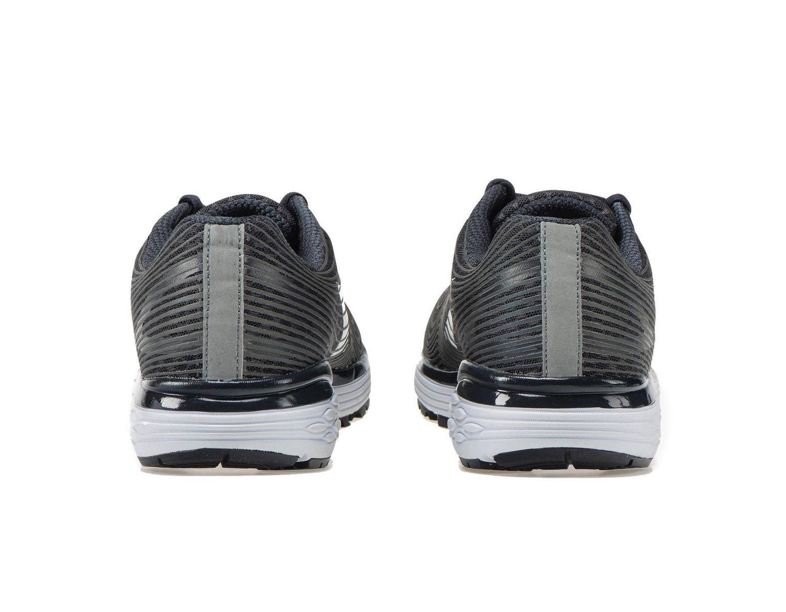 4369fd5e Women's Black Mythos Blushield Fly Hip Running Shoes