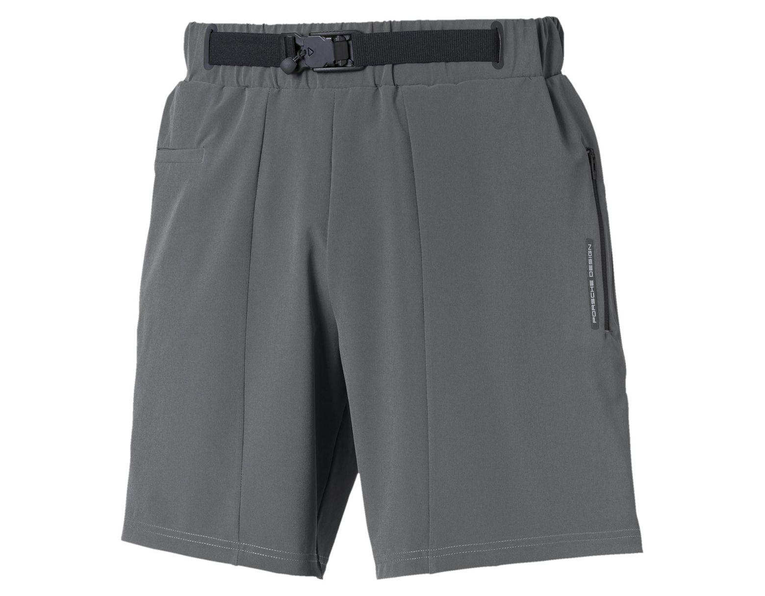 Woven Porsche Gray Shorts Men's Design qSVMGzUp