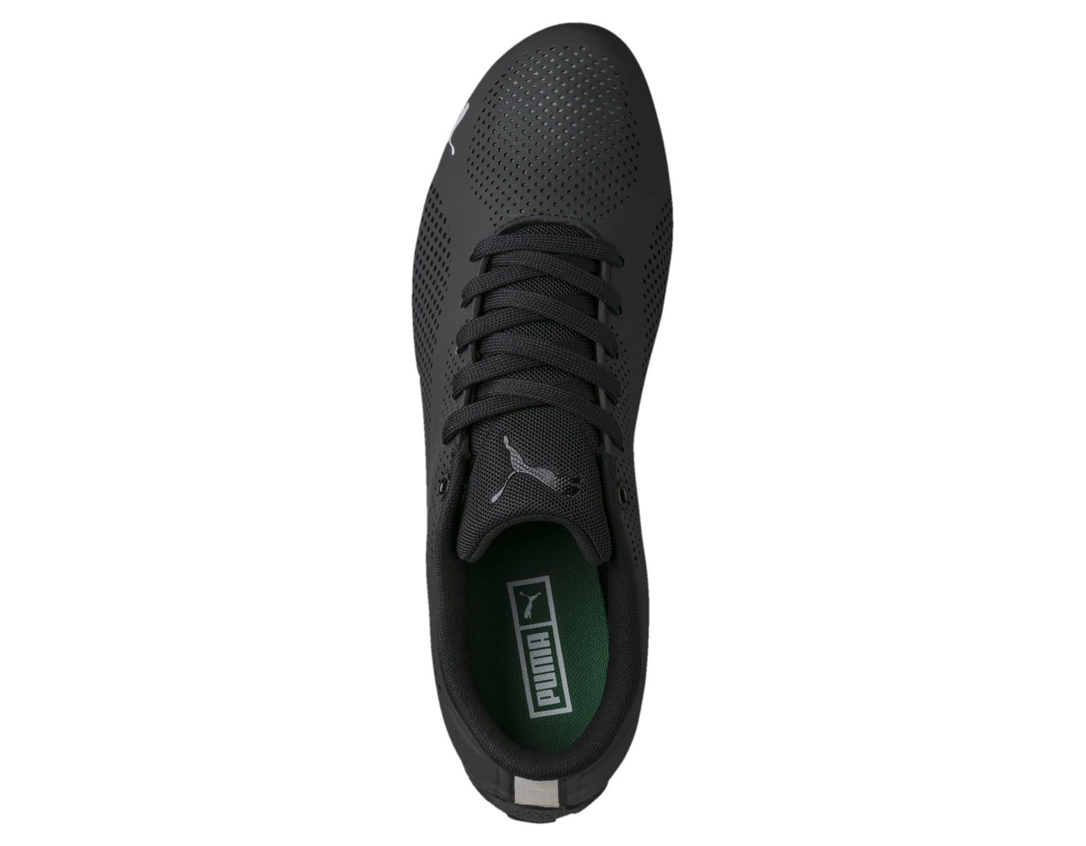 5ae55785 Black Drift Cat Ultra Reflective Men's Shoes