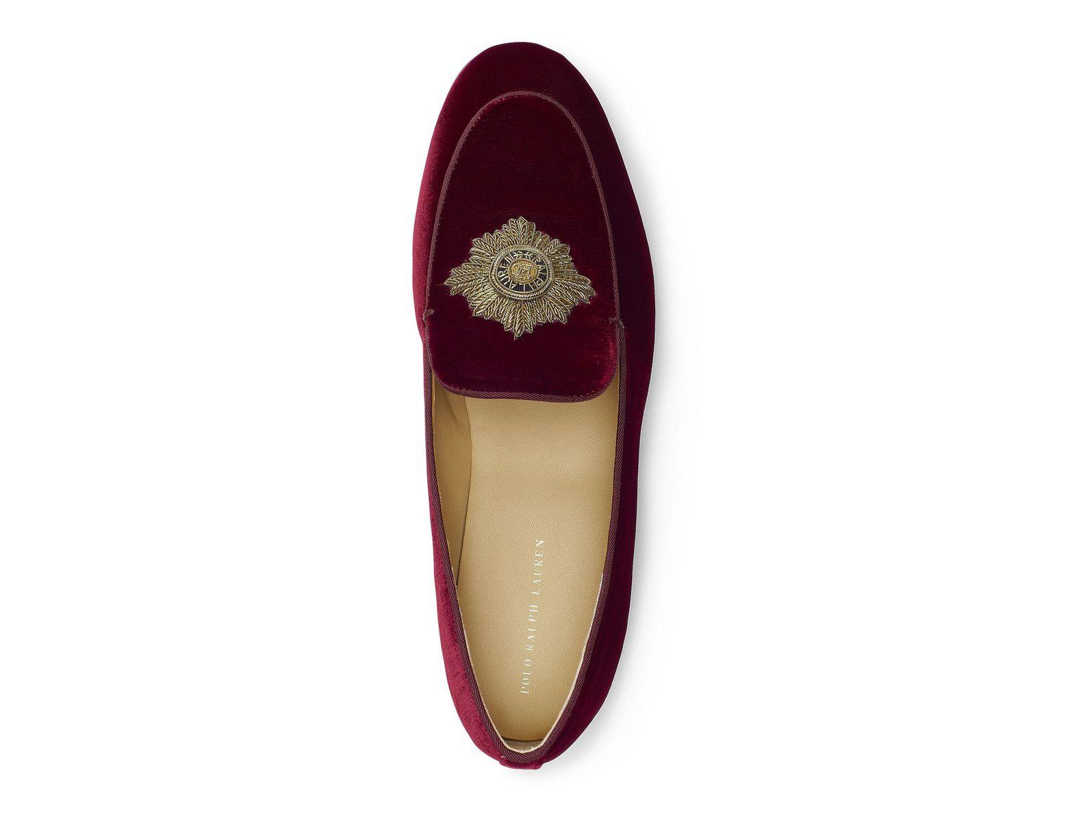 18243010fa Women's Camden Bullion Velvet Loafer