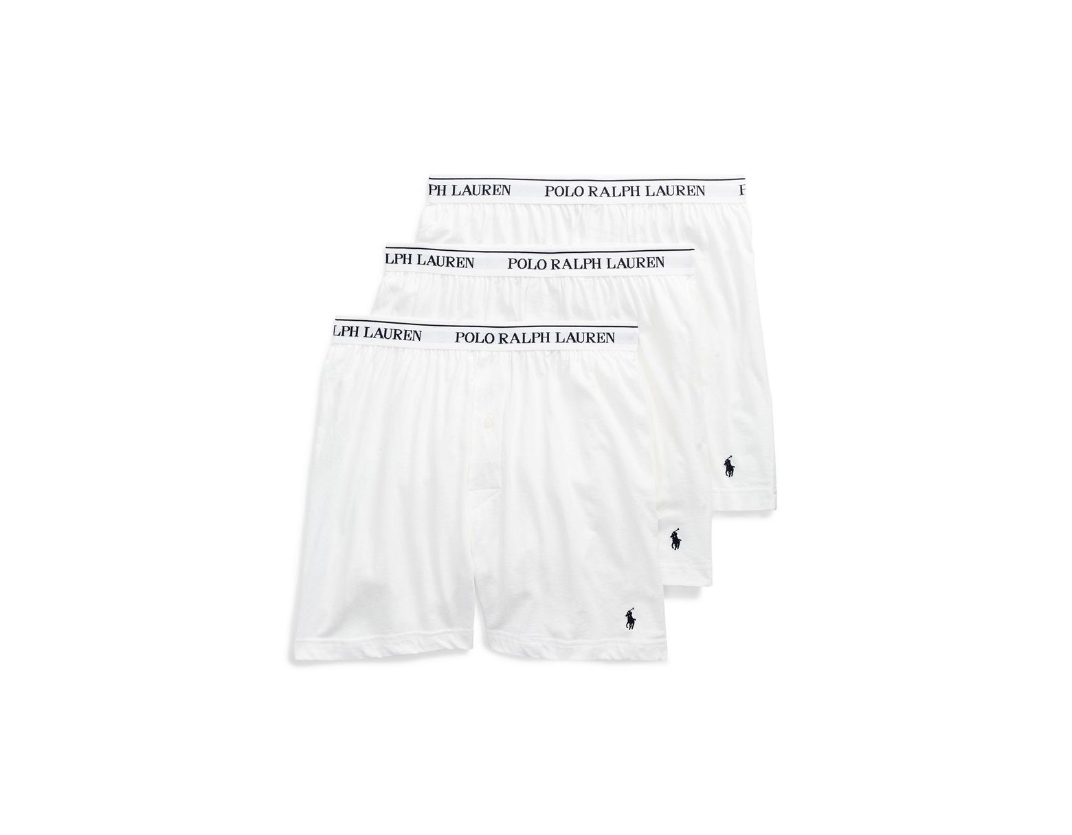Knit White 3 Pack Boxer Wicking Men's pUqSzVM