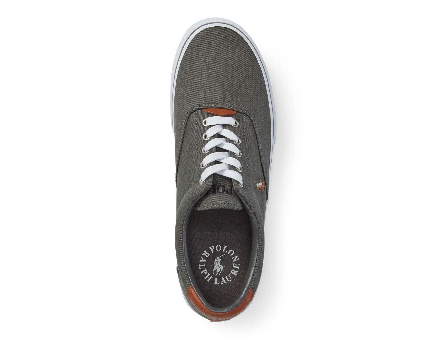 480c84e1a8 Men's Black Thorton Washed Twill Sneaker