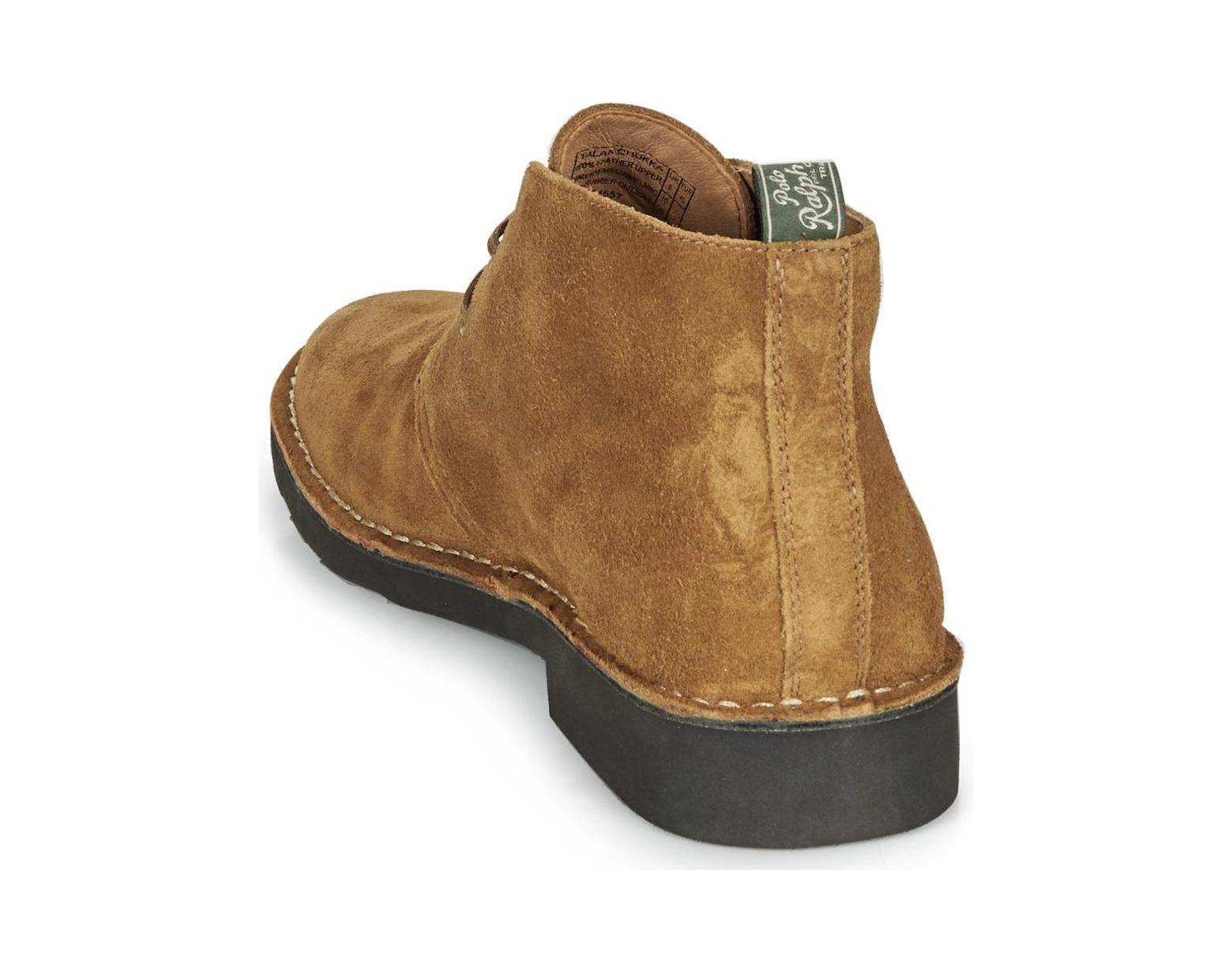 72e5d3e3123 Men's Brown Talan Chukka Mid Boots