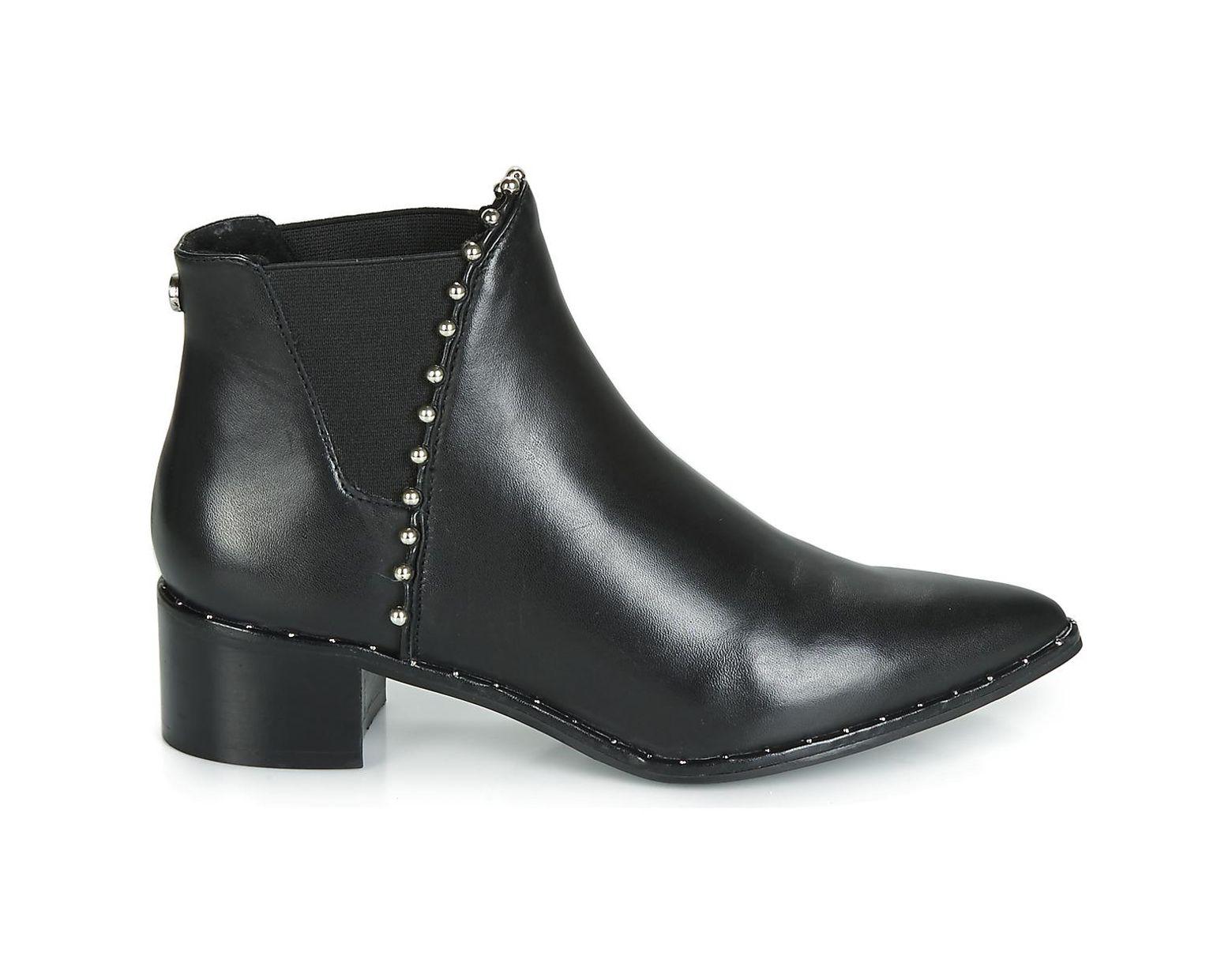 673975f5ef4 Black Floruss Women's Low Ankle Boots In Multicolour