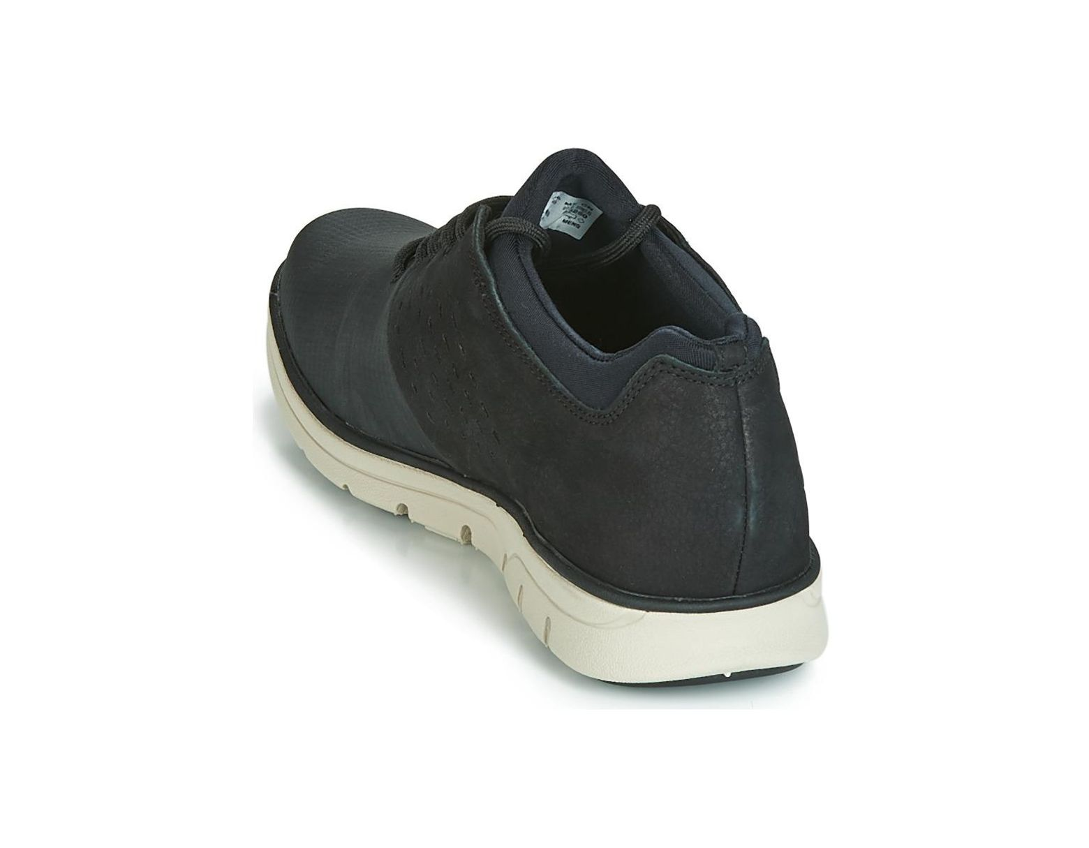 aa7488a868e Timberland Bradstreet F/l Oxford Shoes (trainers) in Black for Men ...