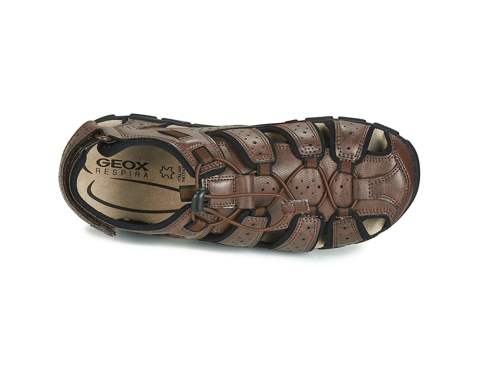 Sandals Brown Sandal Uomo Strada Men's Ee9HIY2WD