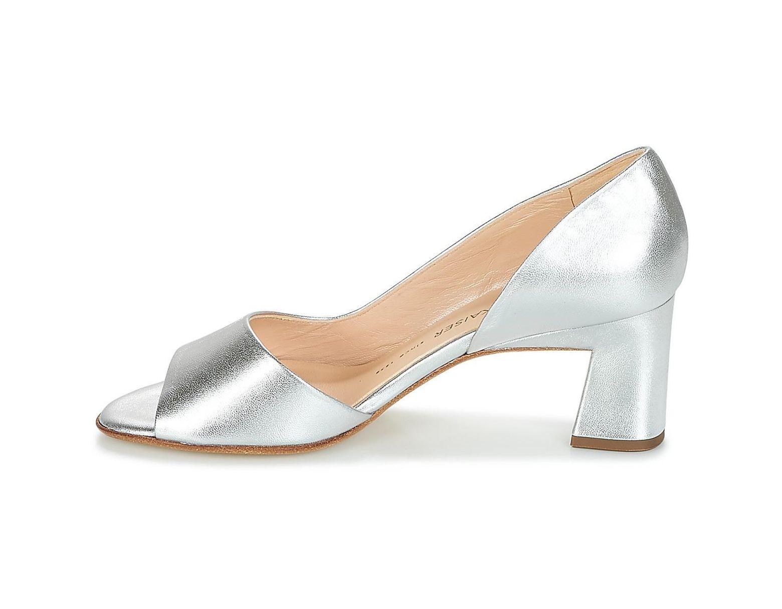 Sandals Women's Elana Silver Metallic In srCBtdxhQ