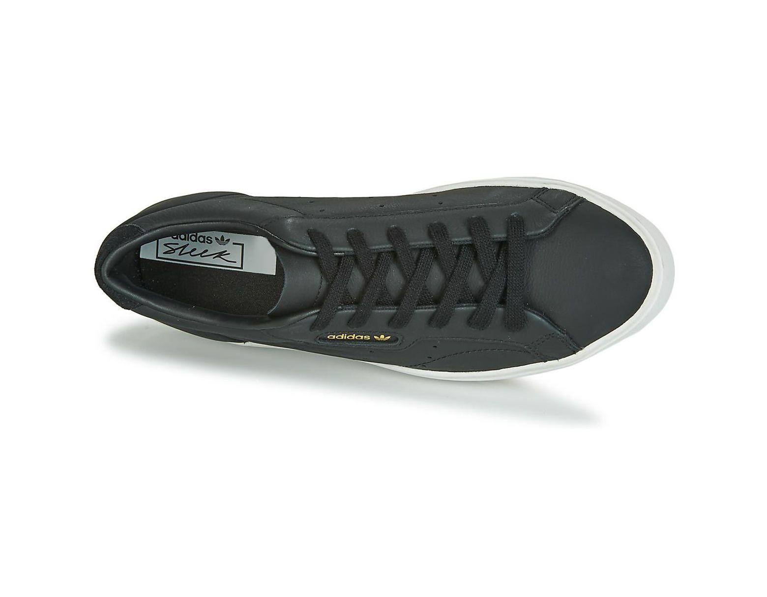 adidas Sleek W Shoes (trainers) in Black Lyst