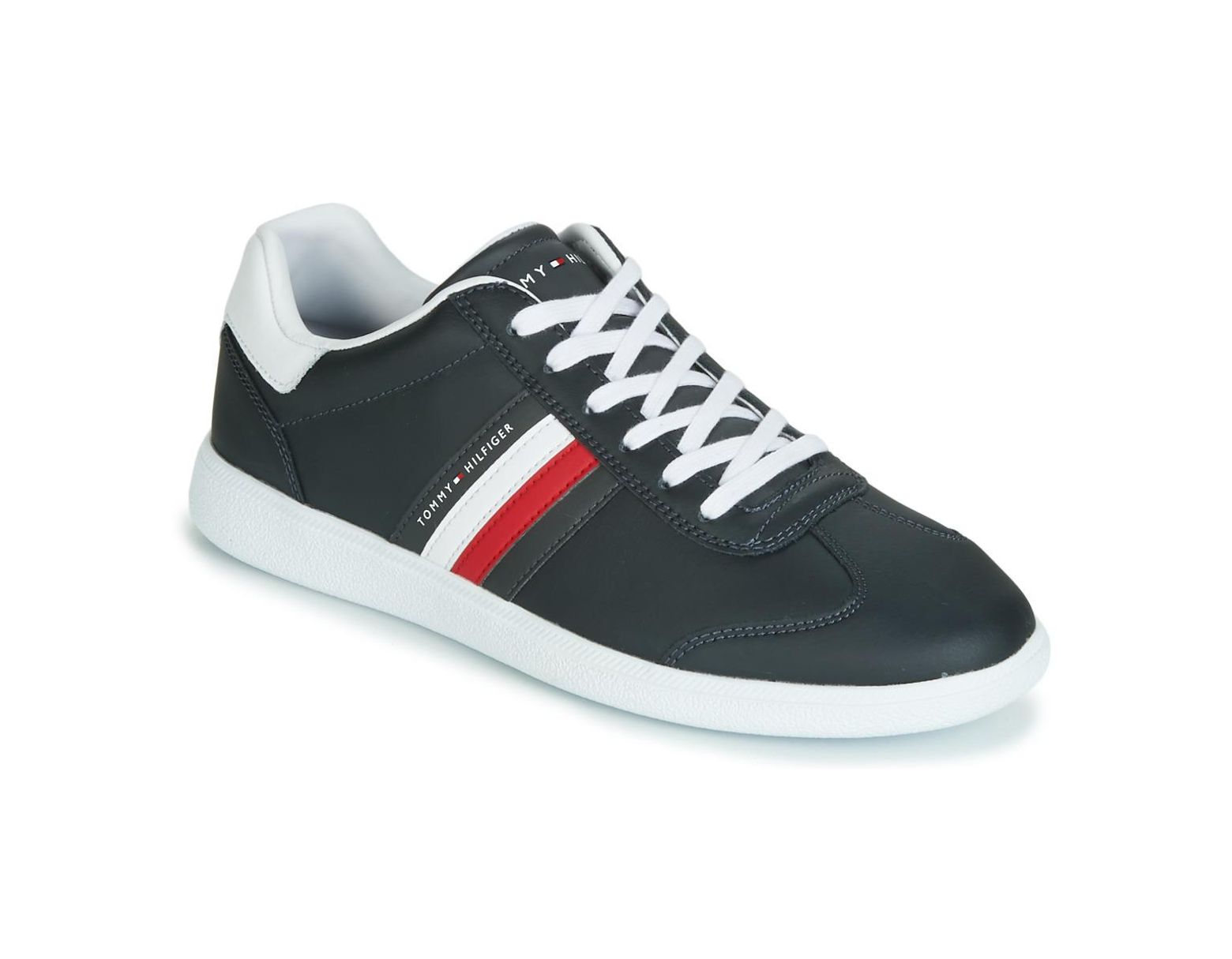 f583f71933da Tommy Hilfiger Danny 13a Men s Shoes (trainers) In Blue in Blue for Men -  Save 27% - Lyst
