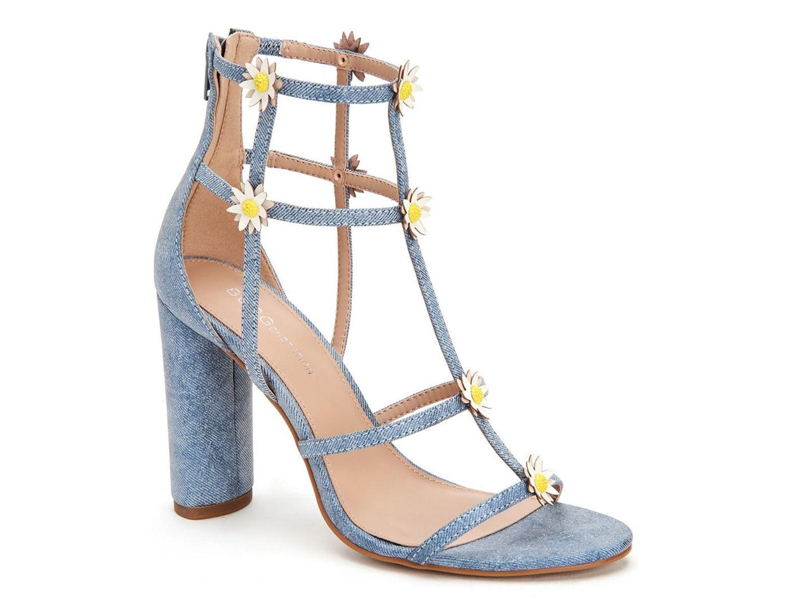 b4498acb5143b Women's Blue Jordan Sandal