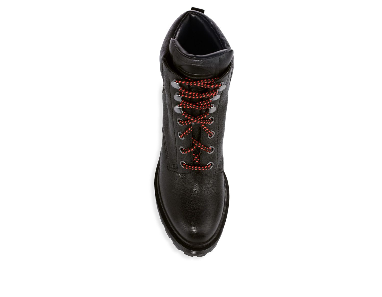 e8f5d68efe4 Women's Black Crosby Leather Hiking Boots