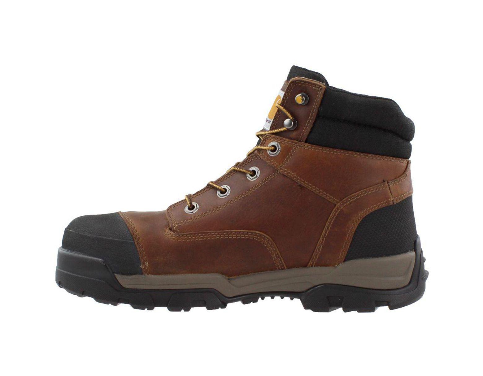 fde96e4900e Men's Work & Utility Footwear Carhartt Mens 6 Energy Black ...