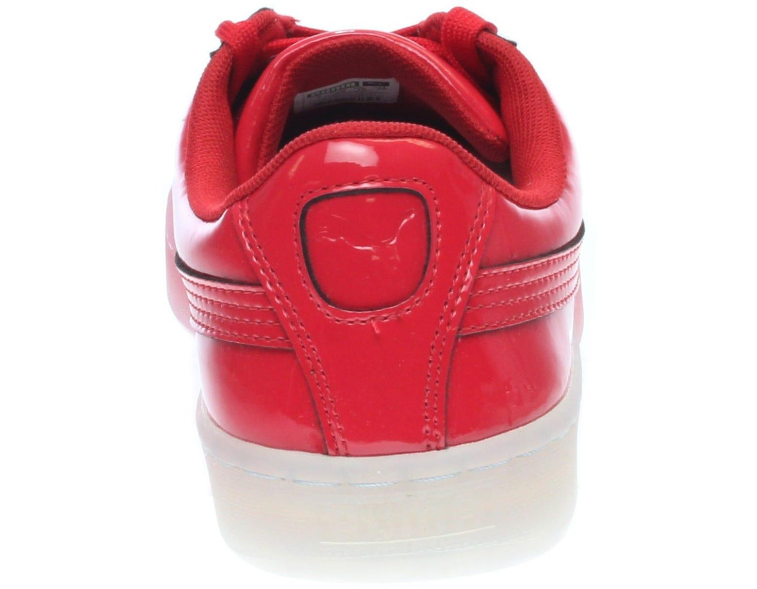 Men's Ice Red Basket Patent Fade 3L54ARjq