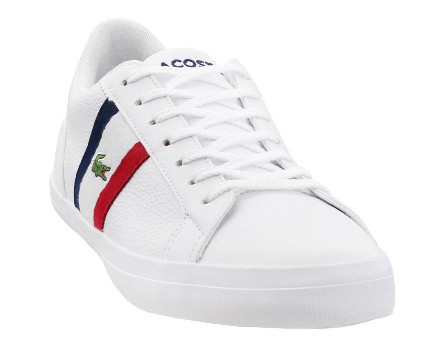 5688fe53b Lyst - Lacoste Lerond 119 3 Shoes (trainers) in White for Men