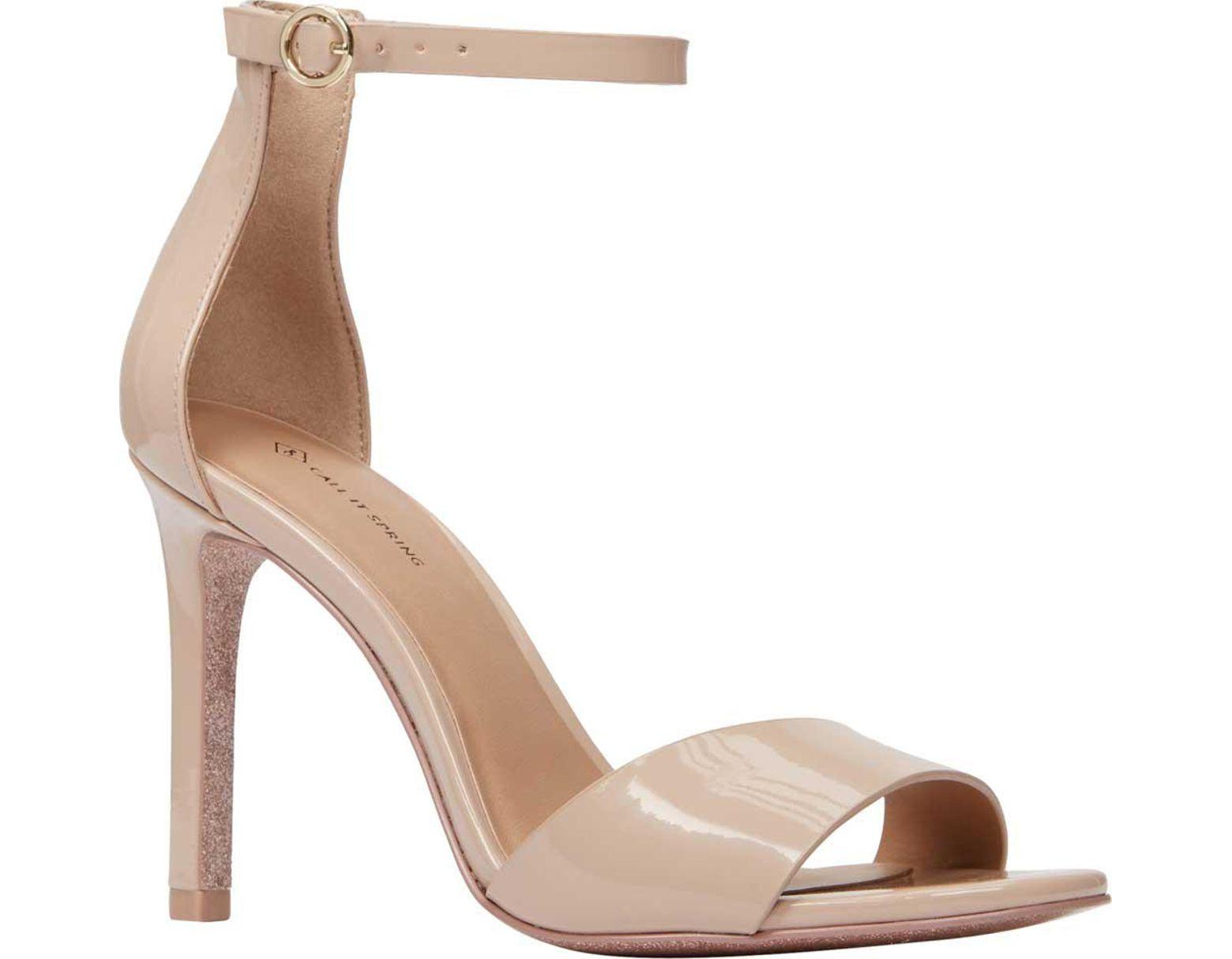 fcced10f63 Call It Spring Dellmar Ankle Strap Sandal - Lyst