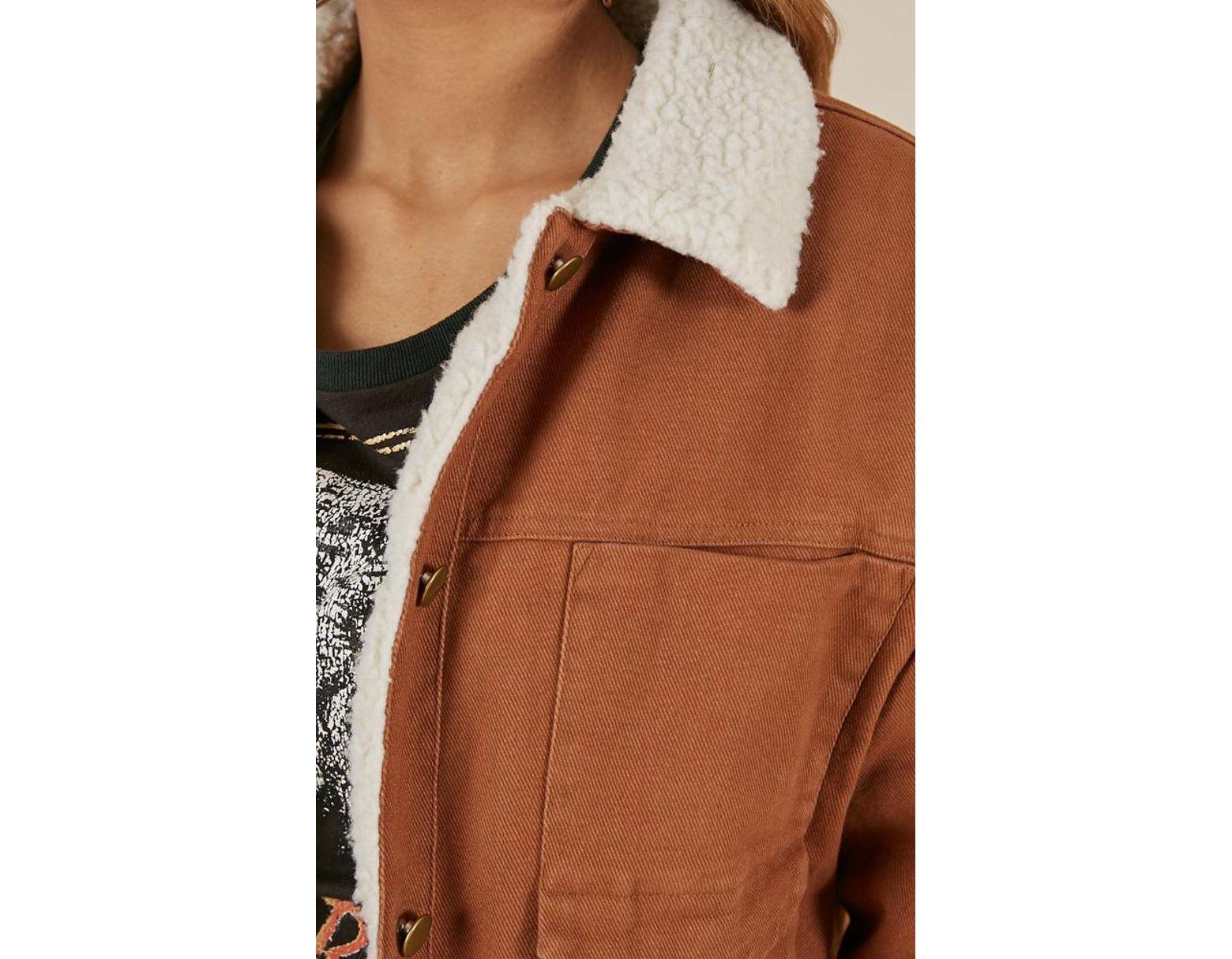 2c6719151 Women's Stranger Shearling Jacket